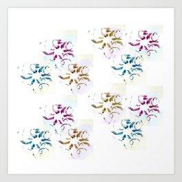 Calamar vol.2 Art Print