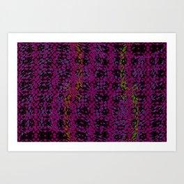 Colorandblack series 941 Art Print