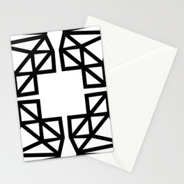 heart of diamond Stationery Cards