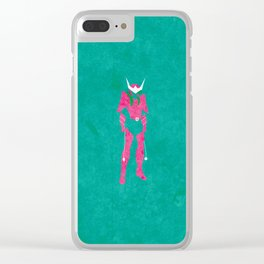 Andromeda Shun Clear iPhone Case