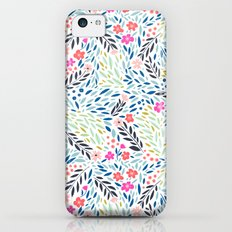 Teeny Tiny Floral Slim Case iPhone 5c