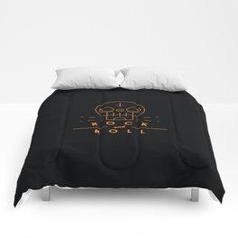 Rock & Roll Comforters
