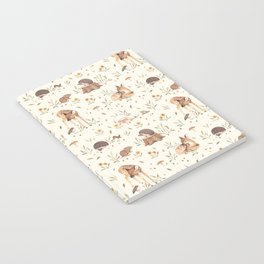 Meadow and Fawn Notebook