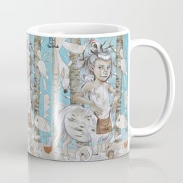 WINTER CENTAUR Coffee Mug