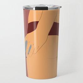Red Panties Travel Mug