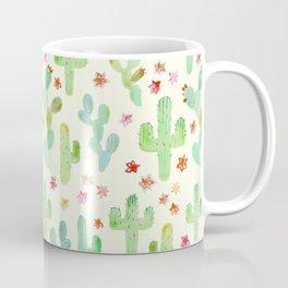 Watercolor Cacti Coffee Mug