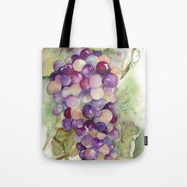 Wine Grapes 2 Tote Bag
