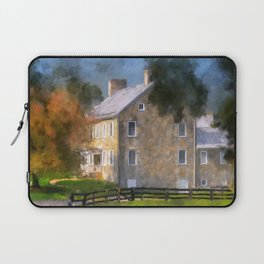 If These Walls Could Talk Laptop Sleeve
