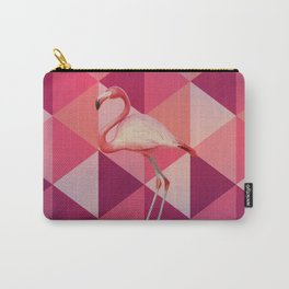 Phoenicopterus Ruber Carry-All Pouch