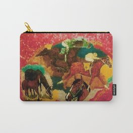 Race Collage II Carry-All Pouch