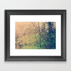 Ethyl Framed Art Print