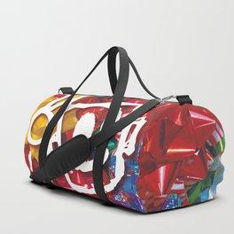 HAPPY CHRISTMAS Duffle Bag