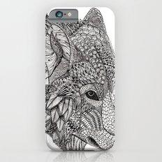 Tribal Wolf iPhone 6 Slim Case