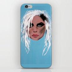 Blondie ~ Debbie Harry, Lady of the eighties! iPhone & iPod Skin