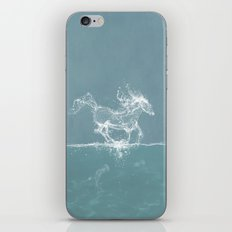 The Water Horse iPhone Skin