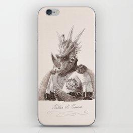 Alastair A. Cosaurus iPhone Skin