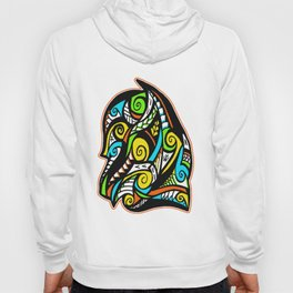 Tribal Egyptian Dog Hoody