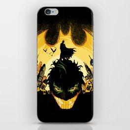 Dark Knightmare iPhone Skin