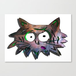 Marty The Space Cat Canvas Print