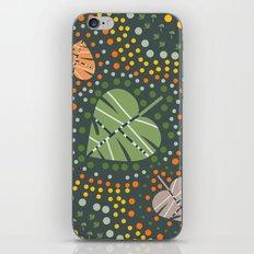 Autumn fest iPhone Skin