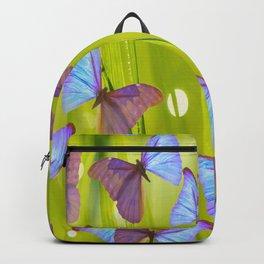 Butterflies On Summer Meadow #decor #society6 #buyart Backpack