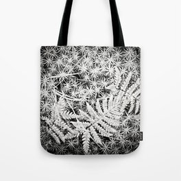 Moss and Ferns Tote Bag