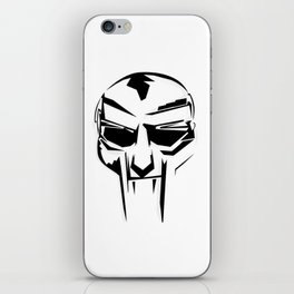 THE DOOM iPhone Skin
