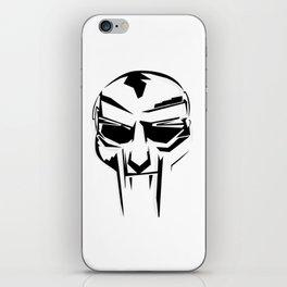 THE DOOM iPhone Skin