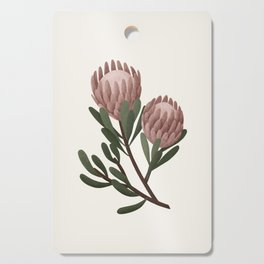 Protea Flower Cutting Board