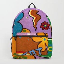 eat art Backpack