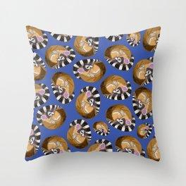 Arizoona Ringtail Throw Pillow