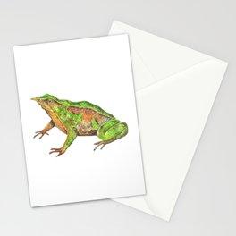 Ranita de Darwin (Rhinoderma darwinii) Stationery Cards