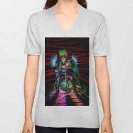 Little Loki's New Katana Unisex V-Neck