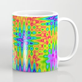 Spectral Frequency Coffee Mug