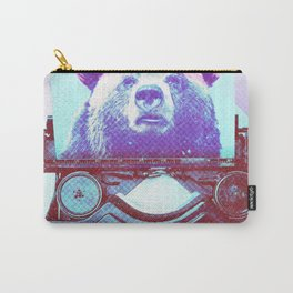 Grizzly writer Carry-All Pouch