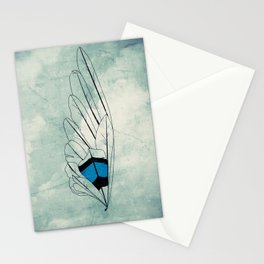 Build Your Wings Stationery Cards