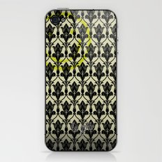 Sherlock iphone to : ktqb  iPhone & iPod Skin