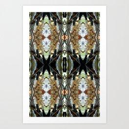 serpenteada 05 Art Print