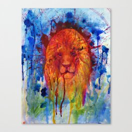 Savanna Canvas Print
