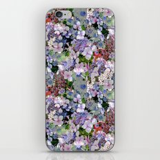 GARDEN DREAMS iPhone & iPod Skin