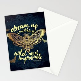 Wild and Improbable Stationery Cards