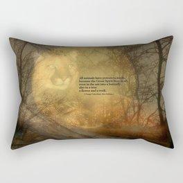 Wisdom Rectangular Pillow