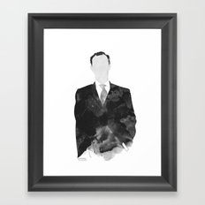 Mycroft Framed Art Print