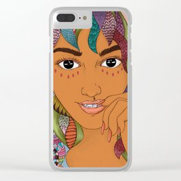 Gorgeous! Clear iPhone Case