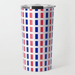 Flag of France 2- France, Français,française, French,romantic,love,gastronomy Travel Mug
