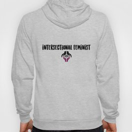 Intersectional Feminist - Design 2 Hoody