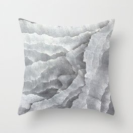 A Cave of Mirrors Throw Pillow