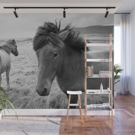 horse by Vincent Etter Wall Mural