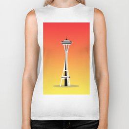 Seattle Home Biker Tank