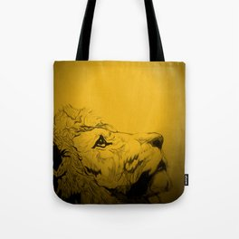 Dont Tame A King ~ Warmness Tote Bag